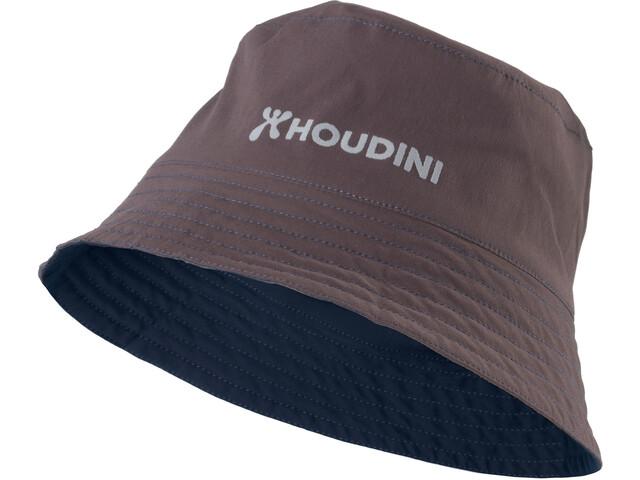 Houdini Liquid Sun Hat Barn tide blue/backbeat brown